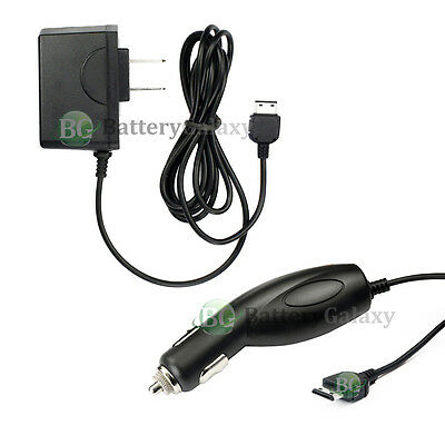 Home +Car Charger Cell Phone For Samsung Sch-U310 Knack