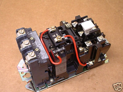 Allen Bradley 509-A0J Full Voltage Starter