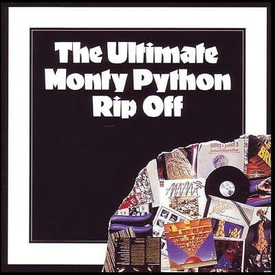 Monty Python - The Ultimate Rip Off Cd ~ Best Of Comedy John Cleese Funny  *New*