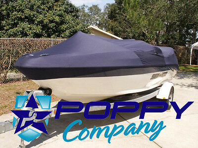 2000-2004 Seadoo Challenger 2000 Boat Cover Trailerable Cover Navy Blue New