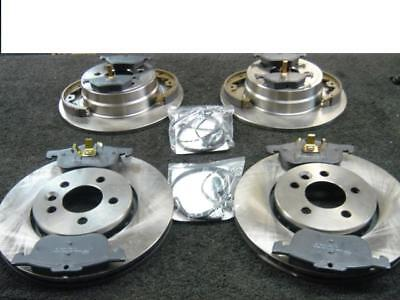 Rover 75 Club Cdti Brake Discs Pads Shoes Sensors Fr Rr