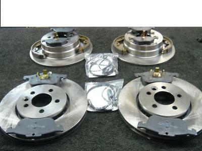 Rover 75 All  Brake Discs Pads Shoes Sensors Frnt  Rear