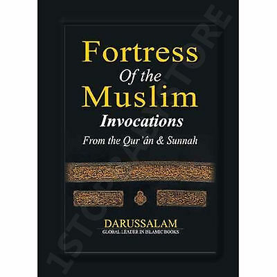 Fortress Of The Muslim (Ps) Invocation Quran & Sunnah