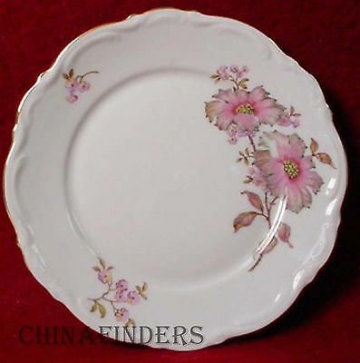 MITTERTEICH china DOGWOOD 4376 pttrn BREAD PLATE
