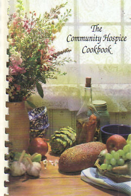 *CLEVELAND OH 2000 OHIO LOCAL COOK BOOK *COMMUNITY HOSPICE & FAIRVIEW HOSPITAL