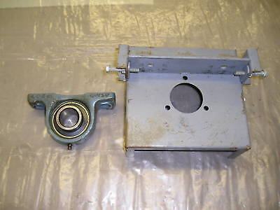American Dryer Commercial Laundromat Drum Bearing Carr.
