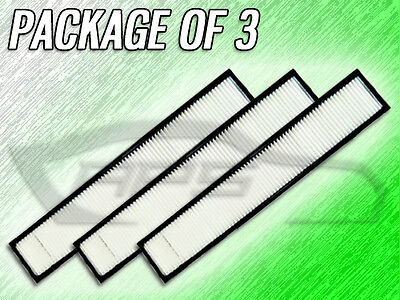 C18156 Cabin Air Filter For Sl320 Sl500 Sl600 - Package Of Three