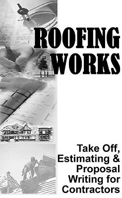 Roofing Take 0ff Estimates Proposal & Roof Estimating