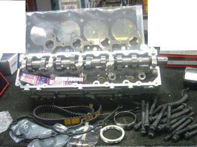 Toyota Granvia 3.0Td Cylinder Head Assembled Complete With Valve Camshaft Fitted