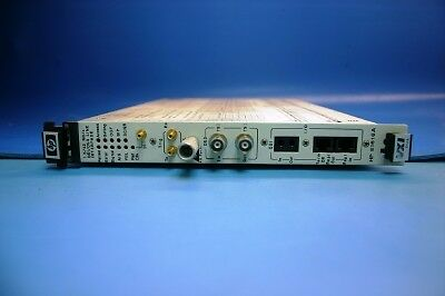 HP E1616A Series 75000 VXI 1.5/45 Mb/s DS1/DS3 Interface