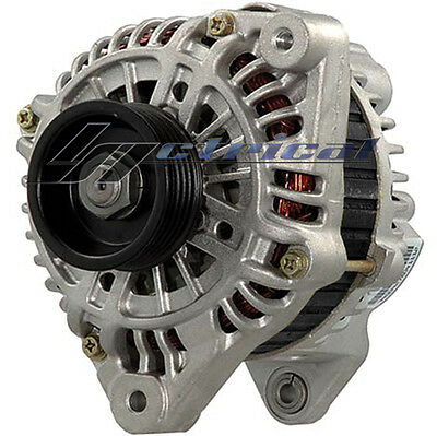 100% NEW ALTERNATOR FOR NISSAN QUEST 1999,2000,2001,2002 125Amp*ONE YR WARRANTY*