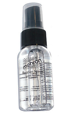 Mehron Barrier Spray Make Up Setting Spray Makeup Sealer Theater Makeup 145
