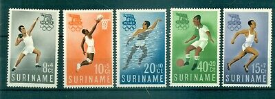 Olympic Games Rome 1960 Suriname 1960