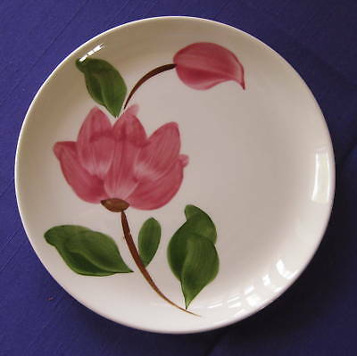 Stetson China Vintage Rio Pink Rose 2 Bread & Butter