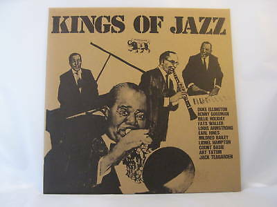V.A.- LP  KINGS OF JAZZ (Italy,Jazzland, 1972) MINT !