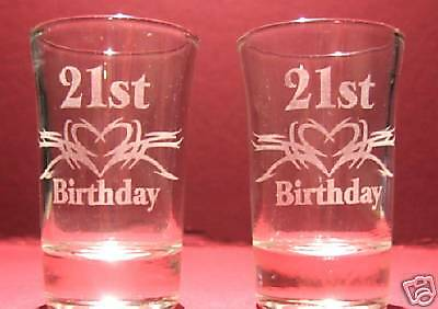 50 Personalized Shot Glass/ specialty keepsake ENGRAVED