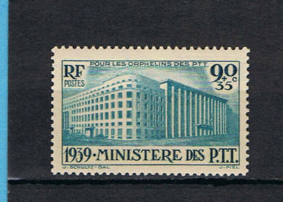 Cl - Timbre De France N° 424 Neuf Luxe **