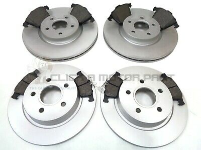 Ford Focus St 2.5 Mk2 St2 St3 St225 Front & Rear Brake Discs And Pads Set New