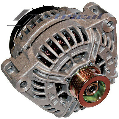 100% New Alternator For Mercedes C240,C 240 Base 2.6L 120Amp *One Year Warranty*