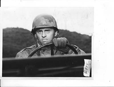 Frank Gorshin Combat VINTAGE Photo
