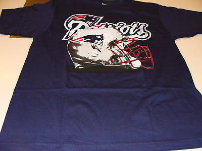 New England Patriots Benchmark T Shirt NFL Football XL