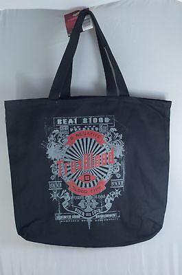 TRUE BLOOD =TOTE BAG= Real Is For Suckers tru:blood NEW