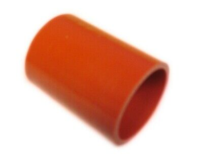 """RED Silicone Hose Coupler 51mm Straight (2"""" Silicon) Joiner"""