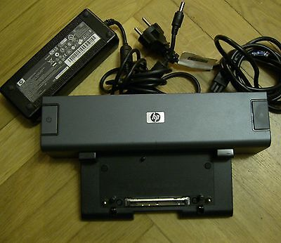 HP Compaq Tablet PC tc4200  tc4400 Docking Station + Nietzteil Ac Adapter