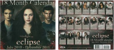 OFFICIAL ECLIPSE 2011 WALL CALENDAR twilight Full Size