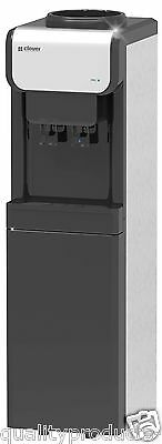 Deluxe Waterworks High Gloss Stylish Black Cool & Cold Water Cooler