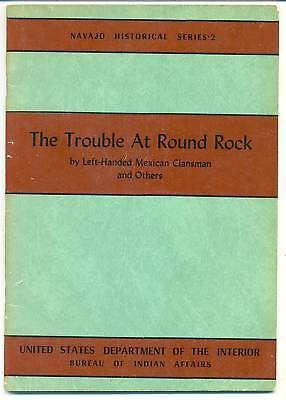 Navajo Historical Series 2: Trouble at Round Rock 1952