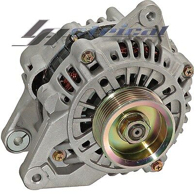 100% NEW ALTERNATOR FOR STEALTH DOHC TURBO 181CI, 3.0L 110Amp *ONE YEAR WARRANTY