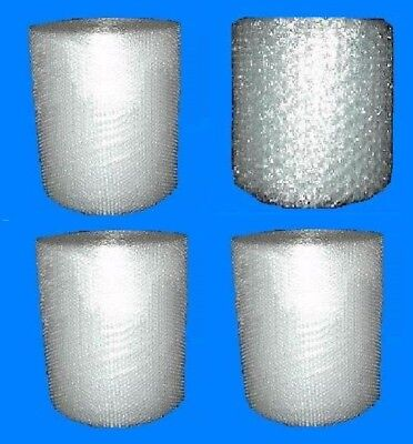 Small and Medium bubble +wrap Combo 12 x 275 ft FREE SHIPPING Moving Supplies