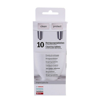 Bosch & Siemens Coffee Machine Cleaning Tablets 310575