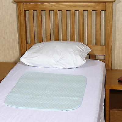 "Comfortnights® Washable Absorbent Bed Pad 60cm x 60cm, 23.5""x 23.5"""