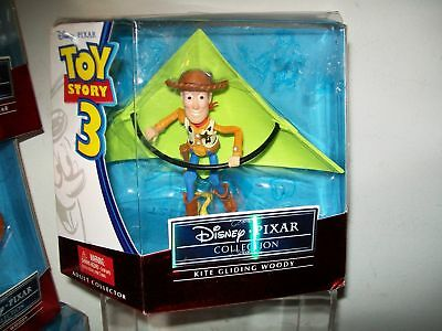 Disney Toy Story 3 Collectible Sparks Woody Buzz Figure