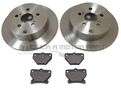 FRONT 2 BRAKE DISCS /& PADS SET NEW 275mm FOR TOYOTA CELICA 1.8 VVTI 190BHP 99-06