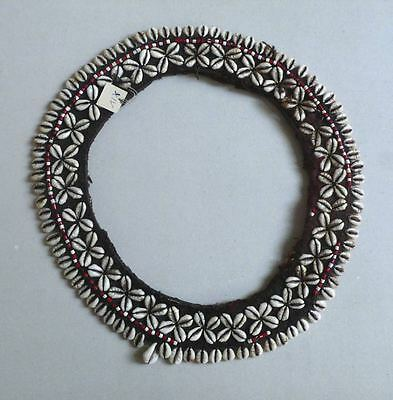 Very old AFRICA Congo KUBA necklace for dignitaries