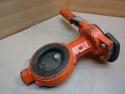 Crane Butterfly Valve 21F-BRB Used #29674