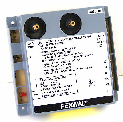 Fenwal Ignition Module for DUKE Broiler FBB Part # 175869 - FREE SHIPPING