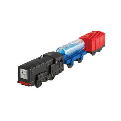 NEW FP Thomas Trackmaster DIESEL HELPS OUT 3 piece nip