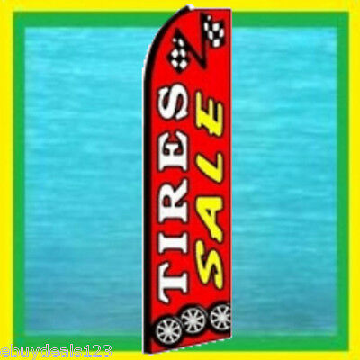AUTO SERVICES tune up 30k Swooper Flutter Feather Banner Sign 11.5/' Flag yf