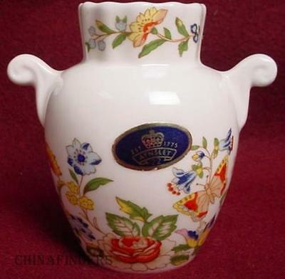 AYNSLEY china COTTAGE GARDEN pttrn BEATRICE VASE