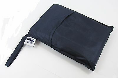 TREKSILK Navy Blue Silk Liner - Sleeping Bag Hostel Travel Sheet