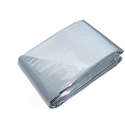 5 x Emergency Foil Blanket Thermal,Survival First Aid