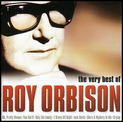 ROY ORBISON - THE VERY BEST OF CD ~PRETTY WOMAN~CRYING~ 60's GREATEST HITS *NEW*