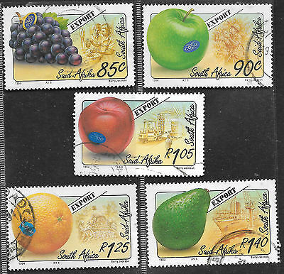 South Africa 1994 Export Fruits #11