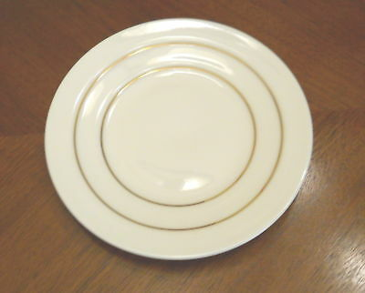 Sasaki Saturn Gold Set Of 2 Dinner Plates