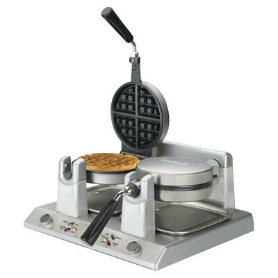 Waring Commercial Restaurant Double Waffle Maker