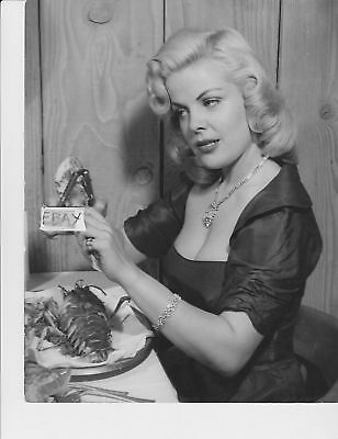 cleo moore busty bait vintage photo ebay